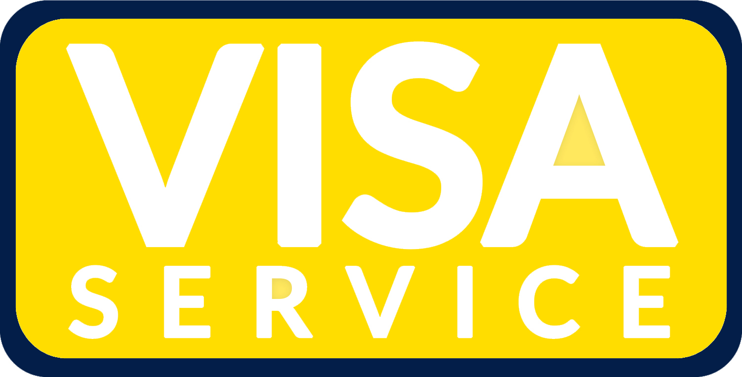 Visa Service Button
