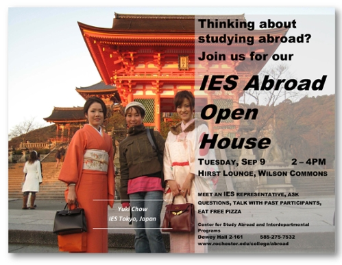 IES Open House