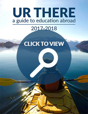 UR There: A Guide to Education Abroad preview