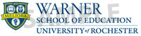 Warner School of Education logo samples version 1