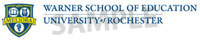 Warner School of Education logo samples version 3