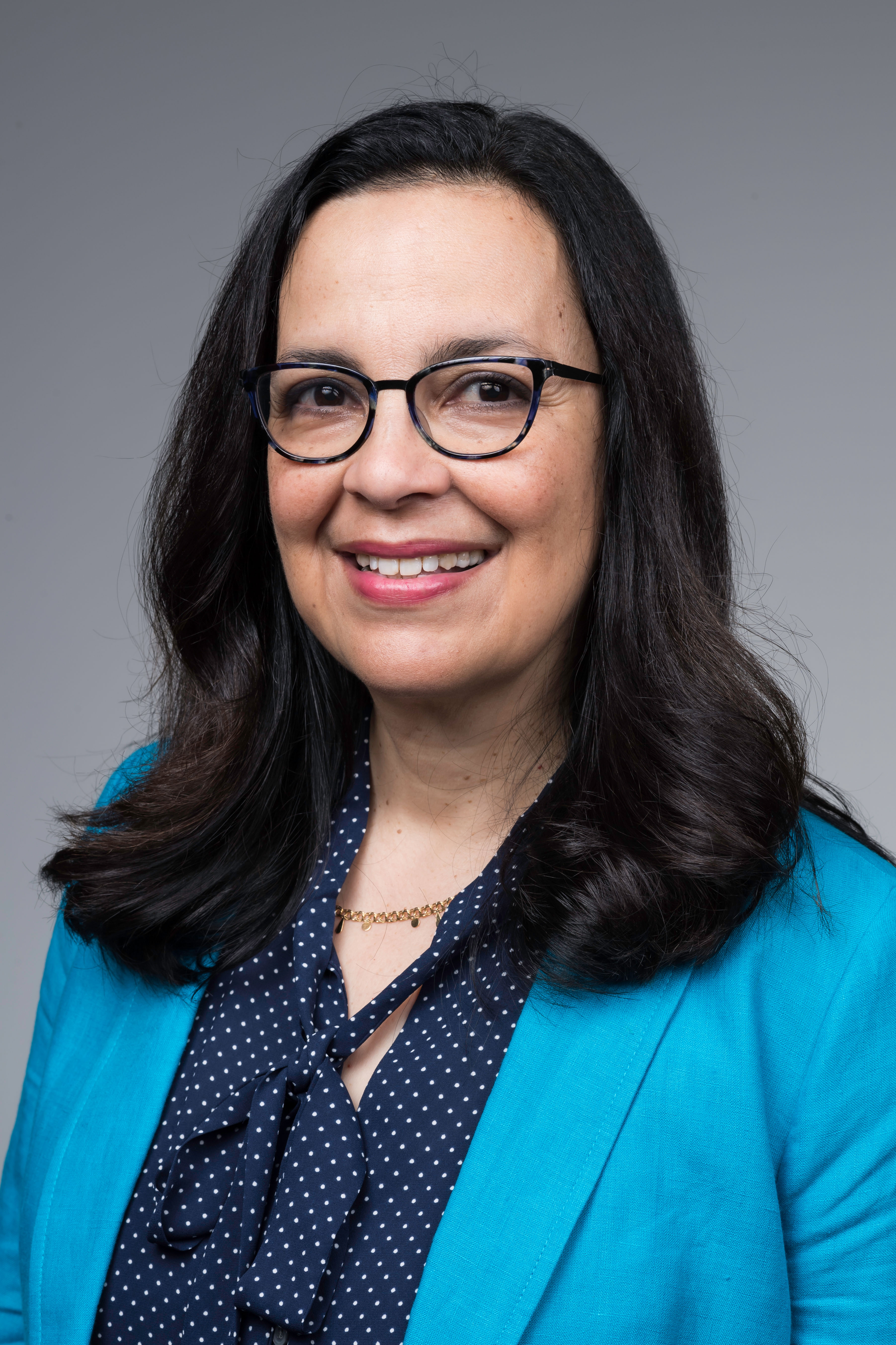 Portrait of Mercedes Ramírez Fernández, University of Rochester VP for Equity and Inclusion