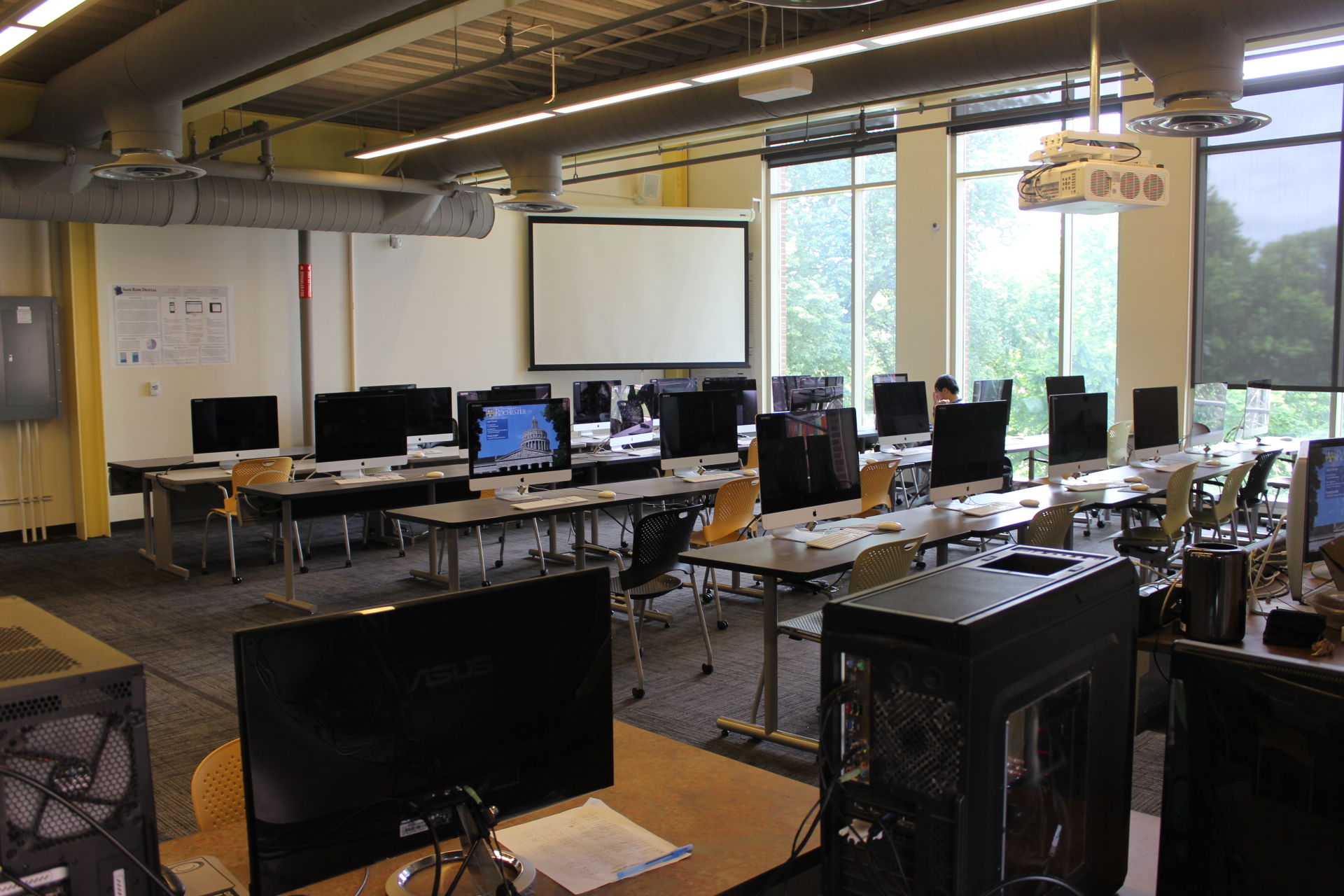 The Rettner Computer Lab