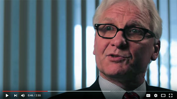 still from Richard Ryan video